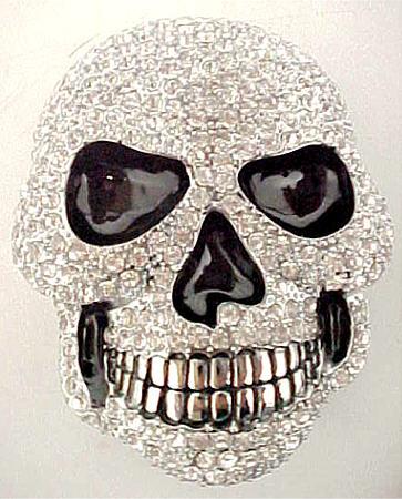 Skull BELT BUCKLE Skull BUCKLE BELT BUCKLE Rhinestones Skull BUCKLE Bling BUCKLE