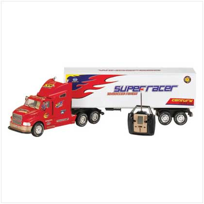 WHOLESALE REMOTE CONTROL 18 Wheeler 1:10 Scale RC TRUCK LCD