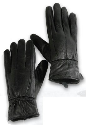 Women's Thermal Insulated LEATHER Gloves