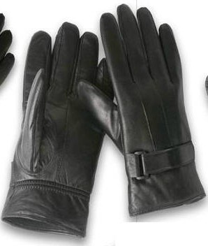 Wholesale Menâ??s Insulated LEATHER Gloves â?? 12 Pairs