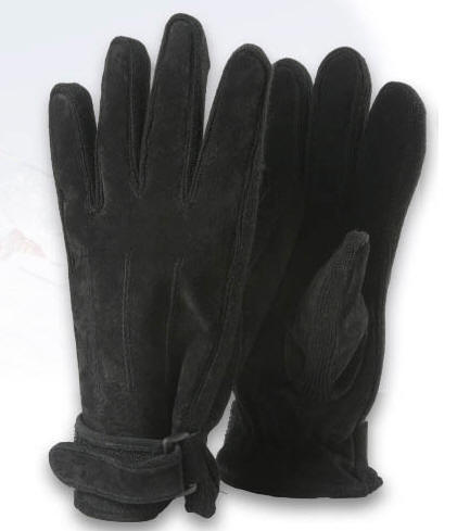 Wholesale Menâ??s Suede LEATHER Insulation Gloves â?? Suede Winter Glove â?? 1DZ