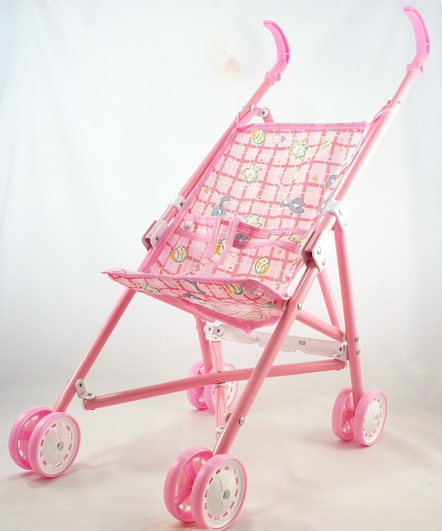 Wholesale Kids Mini DOLL Stroller - Toy Stroller - 9 PC