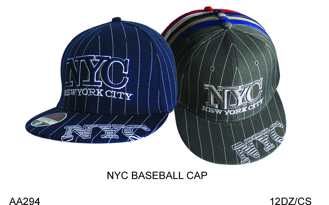 85455836bf8 Wholesale NYC Hats - NYC Baseball Caps - 12 Doz