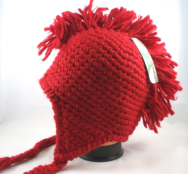 Crochet Earflap Hat : Pics Photos - Crochet Monster Hats With Earflap Free Beanie Knitting ...