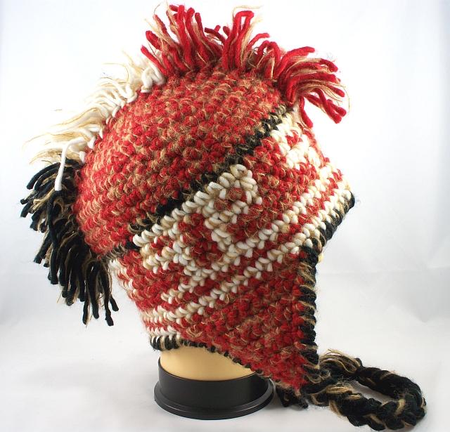 Wholesale Mohawk Hat - Mohawk Earflap Winter Hats 12 Doz 131adfee93bd