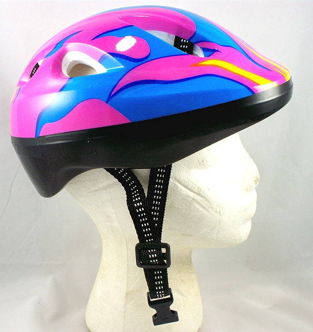 Wholesale Kids Bicycle Helmets - Safety Helmet - 40 Pieces