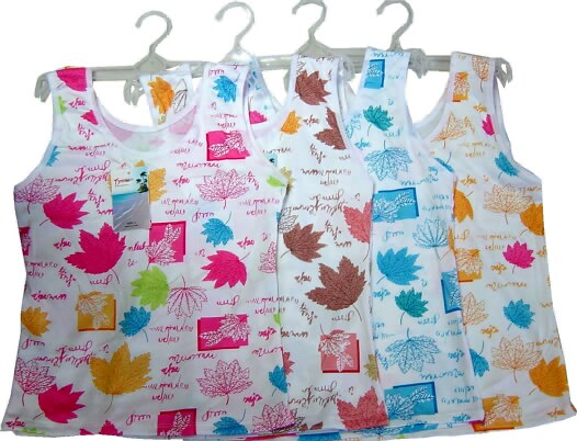 Wholesale TANK TOPs - Women's TANK TOPs with Hanger - 12 Doz