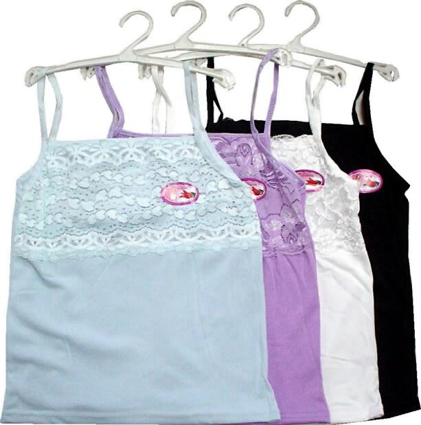 Wholesale Women's TANK TOPs with Hanger - 12 Doz