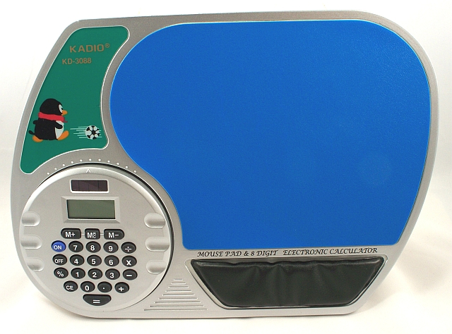 Wholesale Electronic CALCULATOR - Mouse Pad CALCULATOR - 25 Pieces