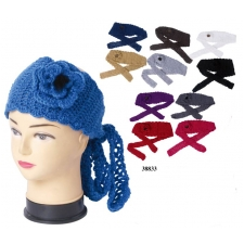 Knit Winter Headbands - Knit Ear Muffs - 1 Headband