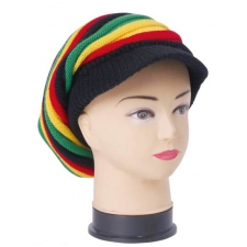 ceda88fa3db Wholesale Rasta Beanie - Rasta Hats - 24 Doz