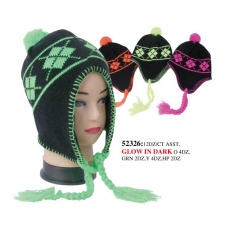 f1c8b15967b94 Wholesale Winter Hats - Earflap Hats - 12 Dz
