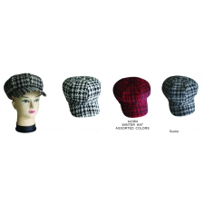 Wholesale Winter Newsboy Hat - Winter Hats - 12 Doz