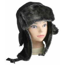 Wholesale Faux Fur Trooper Cap - Earflap - 6 Doz