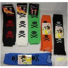 Wholesale Skull and Bones Arm Warmers - Armwarmers