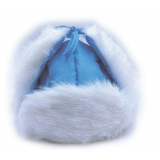 Wholesale Faux Fur Toddlers Trooper Hat - Kids Troopers - 1 Doz