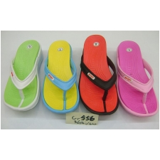 Wholesale Wedge Flip Flops - Women's Sports Sandals - 48 Pairs
