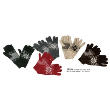 Wholesale Women's Insulated Winter Gloves - 1 DZ