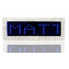 Wholesale Name Buckle Stone Cover | Led Buckle | 12 DZ
