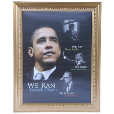 Wholesale Barack Obama 3D Image Picture - Obama Photo - 2 Doz