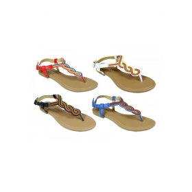 eeca7ef3aebef Wholesale Sandals - Women s Sandals - 48 Pairs