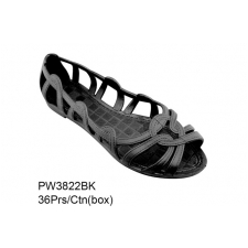 Wholesale Open Toe Shoes - Mesh Sandals - 36 Pairs