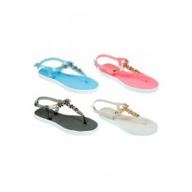 35e287905 Wholesale Sandals - Women s Strap Sandals - 48 Pairs