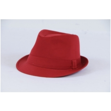 Wholesale Plain Fedora Hats - Fedoras - 8 Doz