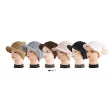 763504a5448 Wholesale Roomy Visor Hats - Visor Beanies - 1 Doz