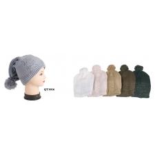 e4e29fa19d7 Wholesale Slouchy Knit Beanies with Pompoms - 1 Doz large