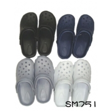 Wholesale Men's Sandals - Mens Garden Sandals - 36 Pairs