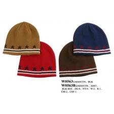 1130dcf95f7 Wholesale Stars   Stripes Beanies - Ski Hats - 1 Dz
