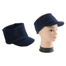 Wholesale Visor Beanie With Open Top – Beanie Visor – 24 Dozen