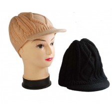 3d2ad57254a Wholesale Visor Beanie with Insulation - 1 Doz