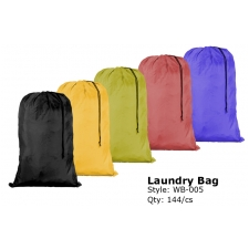 Wholesale Laundry Bags – Drawstring Laundry Bag – 12 Doz