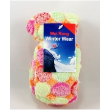 Wholesale Kid's Mittens - Toddlers Fuzzy Mittens - 12 Doz