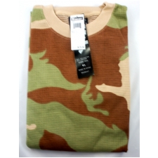 Wholesale Men's Thermal T-Shirt - Camouflage Thermal - 2 Doz