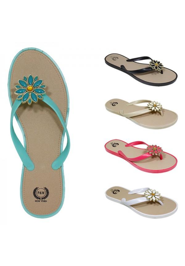 Wholesale SHOES - Women's Sandals - 60 Pairs