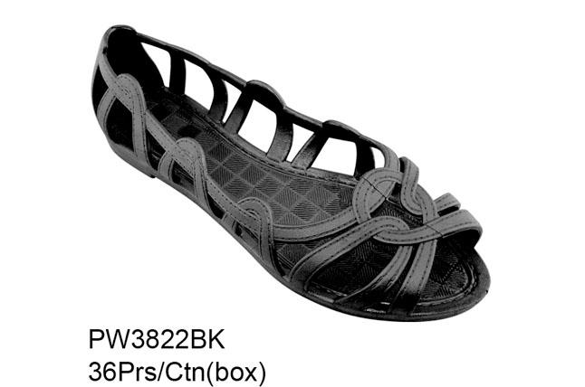 Wholesale Open Toe SHOES - Mesh Sandals - 36 Pairs