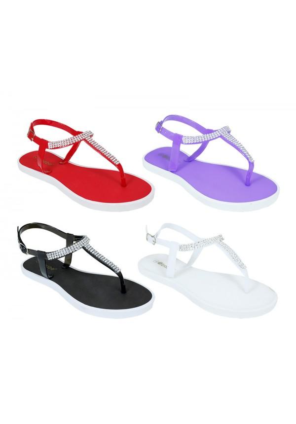 dbbb5b5ee Wholesale Women s Sandals - Women s Shoes - 48 Pairs