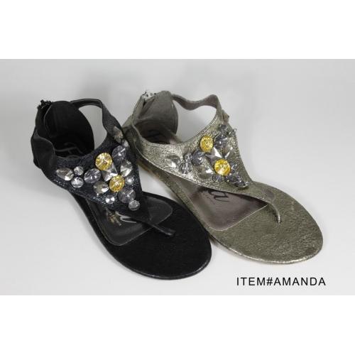 Wholesale Women's SHOES - Women's Sandals - 18 Pairs