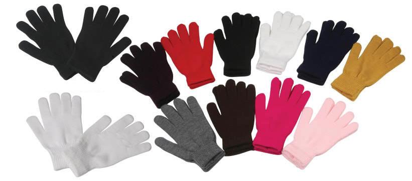 Knit Gloves Bulk Iucn Water