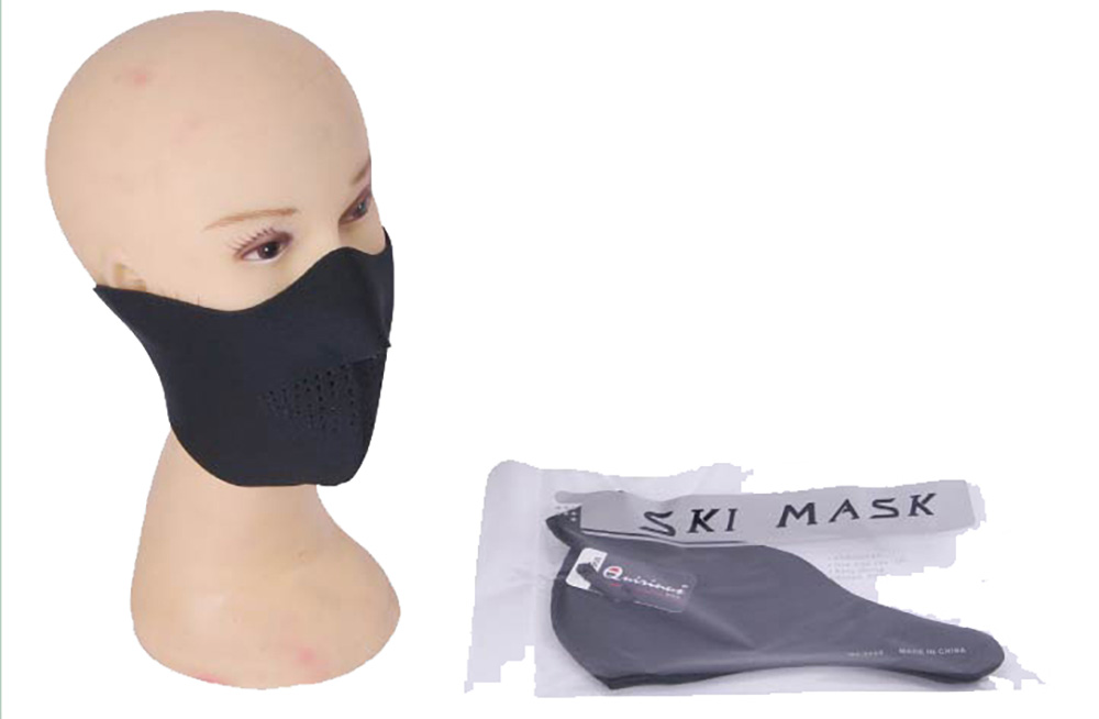 Half Face Ski-Mask - Perfect For Skiing Snowboarding Motorcycling 3603c3035b61