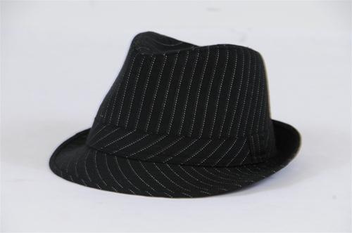 ffea34264 Wholesale Pinstripe Fedora Hats   Pinstriped Fedoras