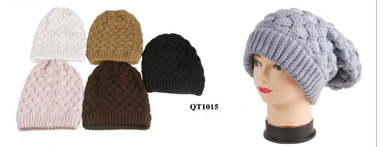 072e57fcf88 Wholesale Heavy Duty Beanie Hats - Slouchy Beanie - 1 Doz