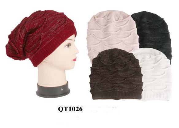 b9ef6d22adb Wholesale Winter Hats - Slouchy Beanie Hats - 1 Hat