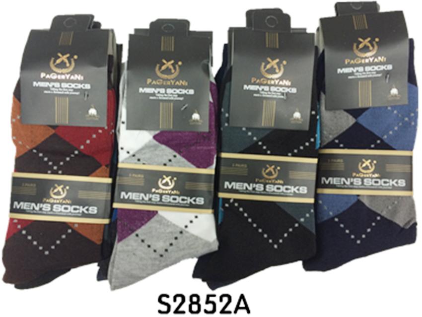 Wholesale Socks - Men's DRESS Socks - 30 Doz