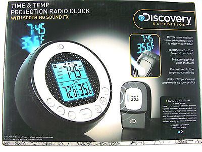 Discovery Expedition Alarm Clock