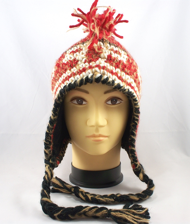 Mohawk Hat Knitting Pattern Image Collections Knitting Patterns