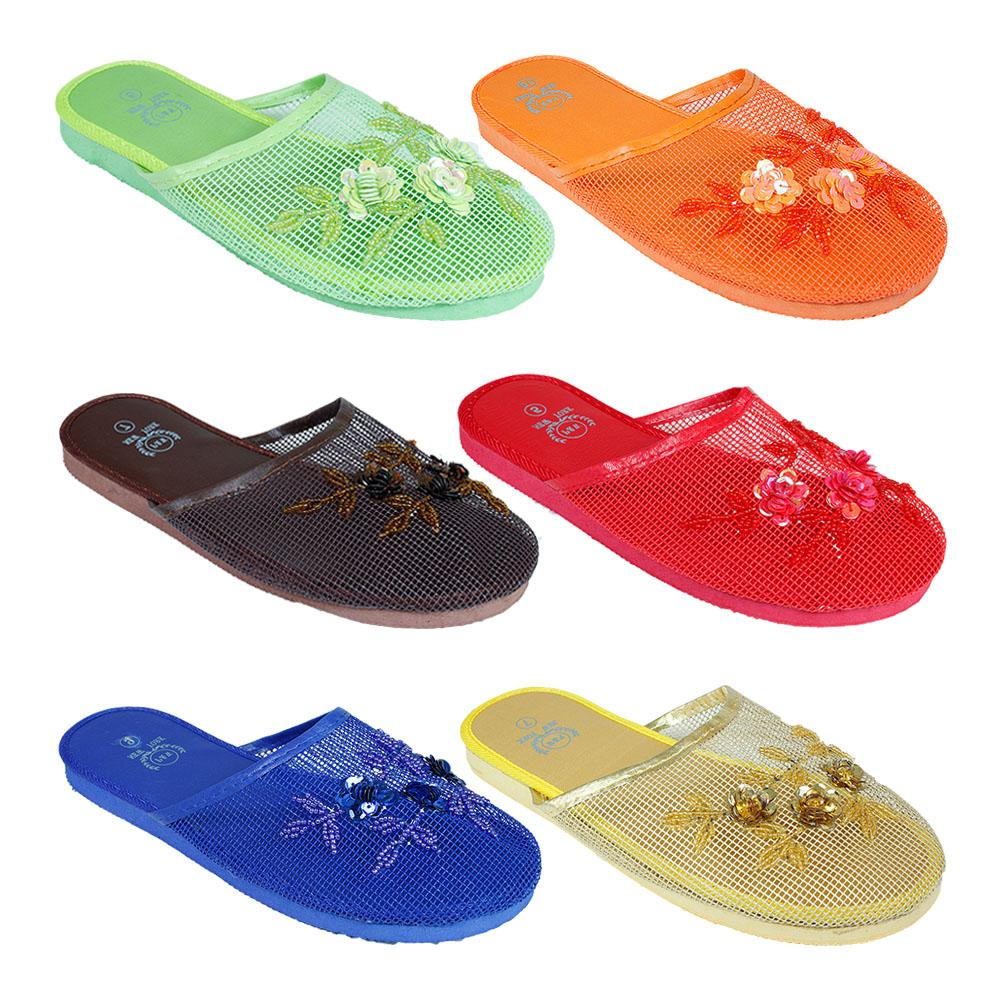 Wholesale Chinese Mesh Slippers
